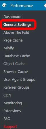 W3-total-cache-nastavitve