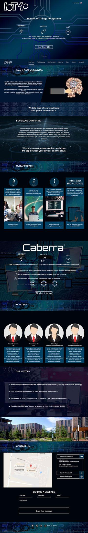 Internet-stvari-IOT spletna stran
