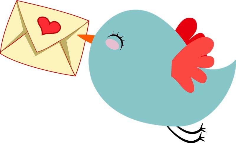 Zahvalno e-poštno sporočilo