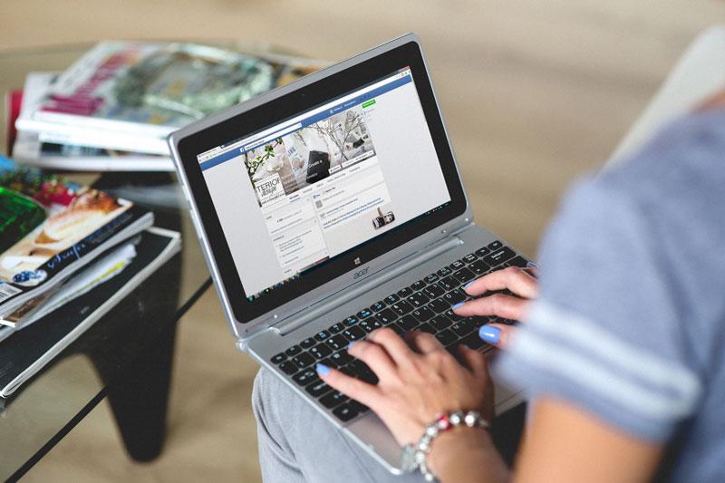 Objavljajte svoje prispevke na socialnih omrežjih