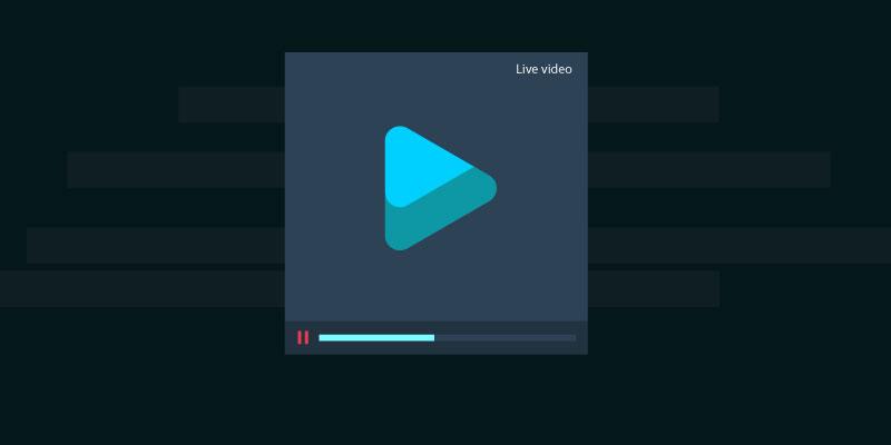 Video v živo
