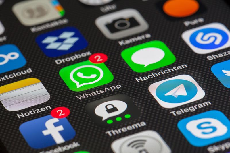 Obvestila na mobilnih aplikacijah